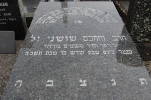 Shoshani grave