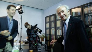 Elie Wiesel interviewed by Michael G - June 1st 2015