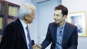 Elie Wiesel interviewed by Michael Grynszpan - June 1st 2015