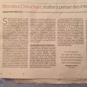 article Chouchani Le Monde1