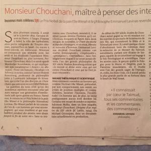 article Chouchani Le Monde1